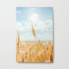 Summer feeling Metal Print