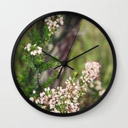 Nature's Fashion Week VII Wall Clock