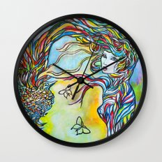 Threads Wall Clock