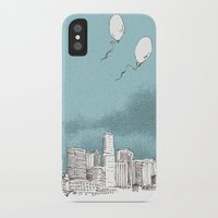 denver iPhone & iPod Cases featuring Denver by Bas van Genugten