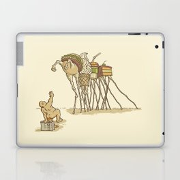 THE TEMPTATION Laptop & iPad Skin