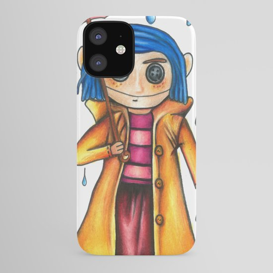 Coraline Doll Iphone Case By Garrettkroach Society6