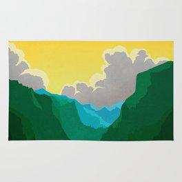 Wilkinson Mountain Pass Rug