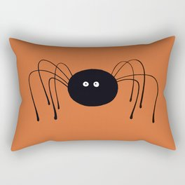 Lonely Spider Rectangular Pillow
