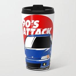 Honda Civic EG - 90's Attack Travel Mug