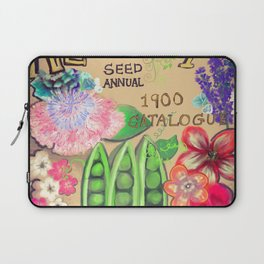 Newberry's Seed Catalogue Laptop Sleeve