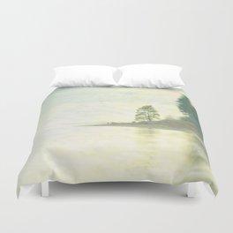 I Dreamed Of A Beach Duvet Cover