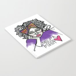 #STUKGIRL AVE Notebook