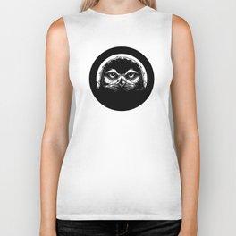 meh.ro logo Biker Tank