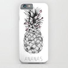 Ananas Pink iPhone 6s Slim Case