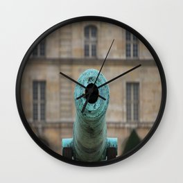 Cannon Wall Clock