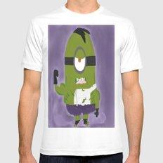 Hulk Minion MEDIUM Mens Fitted Tee White