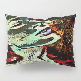Vapor Carnival Pillow Sham