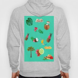 tropical paradise Hoody