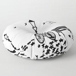 black park Floor Pillow
