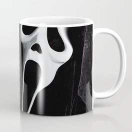 Ghostface Coffee Mug