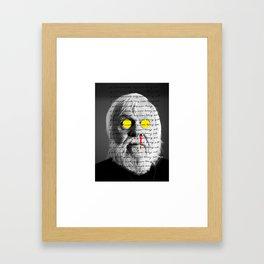 Boring Art: Baldissari Framed Art Print