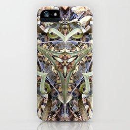 Magnified No 1 iPhone Case