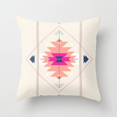 Kilim Inspired Throw Pillow