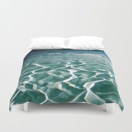 Sailing Ocean Blues Duvet Cover