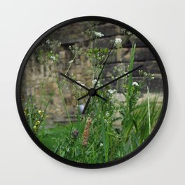 Castle Grounds Wall Clock