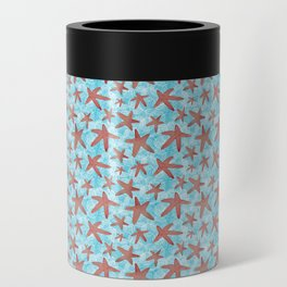 Star Spangled Sea Can Cooler
