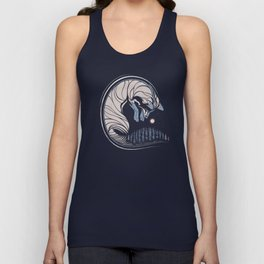 Chasing It's Tail Unisex Tank Top