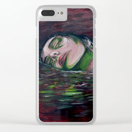 Grief; the great void Clear iPhone Case