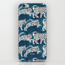 TIGER POUNCE iPhone Skin