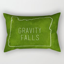Gravity Falls Rectangular Pillow