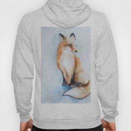 Fox illustration Hoody