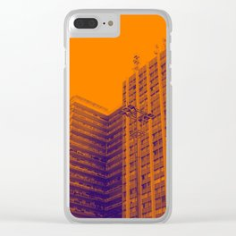 SP LAD Clear iPhone Case