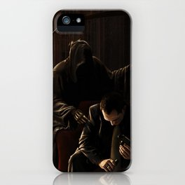 The Adviser iPhone Case