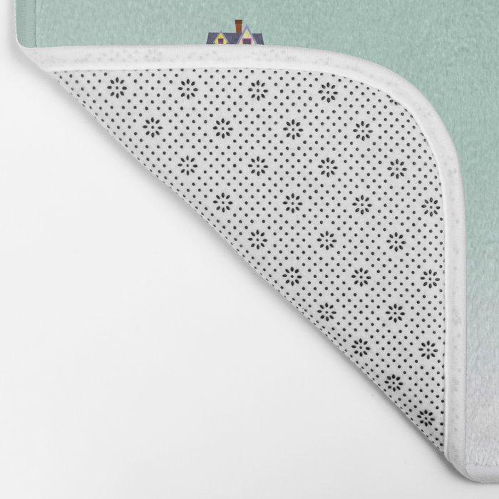 Up Bath Mat