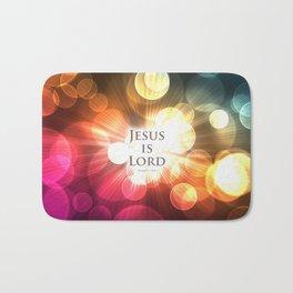 Jesus is Lord - Bible Lock Screens Bath Mat