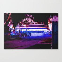Night at the Fair Canvas Print