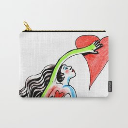 Journey Back to Love Carry-All Pouch