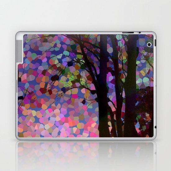 Jellybean Skies Laptop & iPad Skin