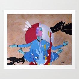 The Prophet Art Print