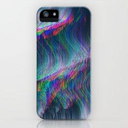 dimensionalRIFT iPhone Case