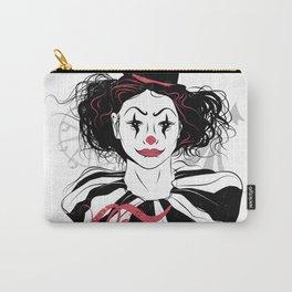Brigitte la Clowne Carry-All Pouch