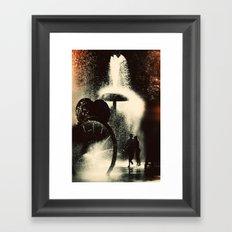 Sumertime Framed Art Print