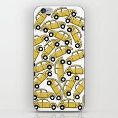 Slug Bug Pile Up iPhone & iPod Skin