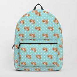 Hamtaro - Light Blue Backpack