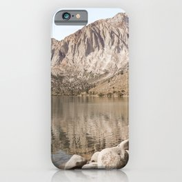Mountains Of California Photo | Mammoth Lakes Sierra Nevada Landscape Art Print | Nature Travel Photography iPhone Case