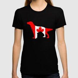 Canada English Setter T-shirt