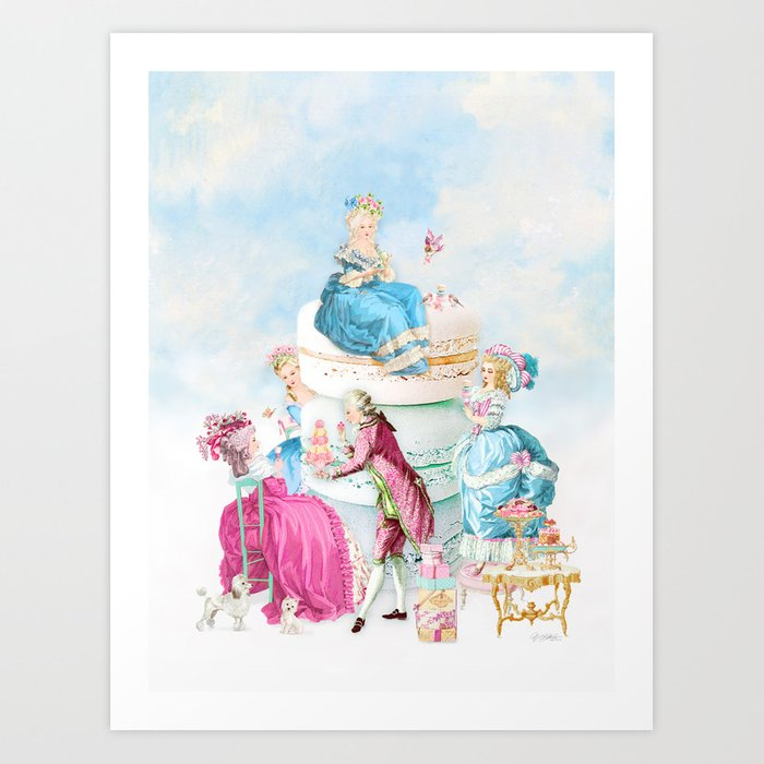 Sweet Celebrations Art Print