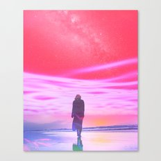 ENTER DREVMS II Canvas Print