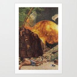 Saturnalia Art Print