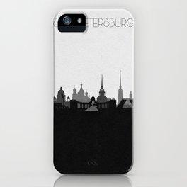 City Skylines: Saint Petersburg iPhone Case